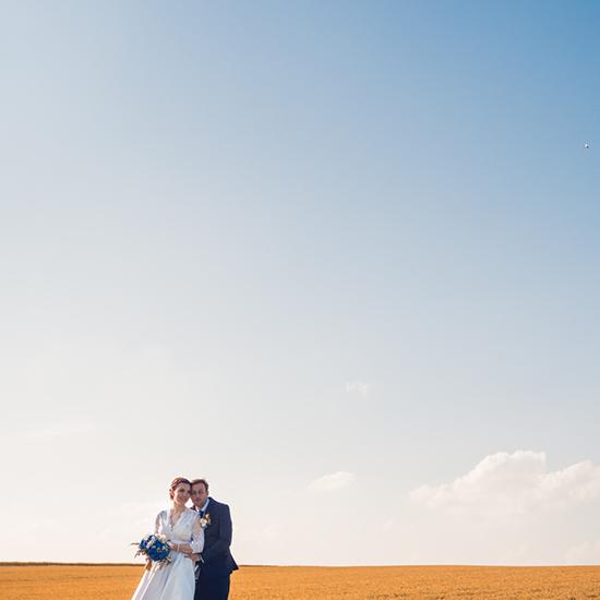 Svatební focení, nevěsta a ženich