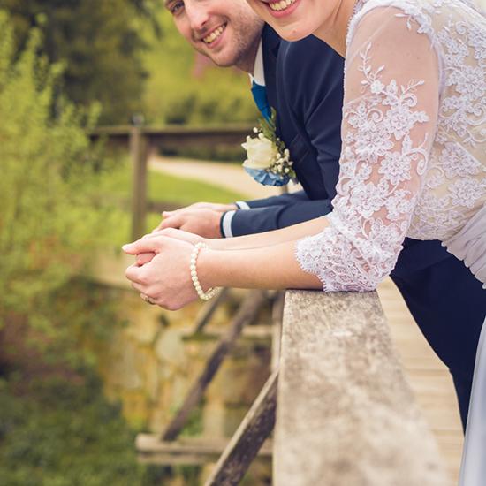 Jemné líčení pro nevěstu